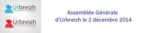 L'assemblée générale d'Urbreizh Syndicat arrive à grand pas!