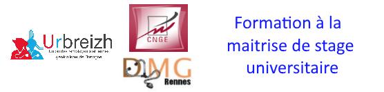 Programme 2017 des formations CNGE et DMG à la maîtrise de stage universitaire.