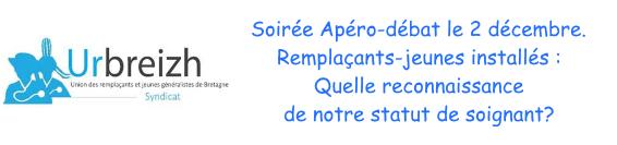 Soirée Apéro-débat le mardi 8 décembre au SHAMROCK